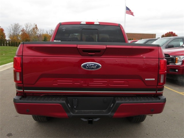 2019 F-150 SuperCrew Cab 4x4,  Pickup #KFA43204 - photo 2