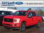 2019 F-150 SuperCrew Cab 4x4,  Pickup #KFA58900 - photo 1