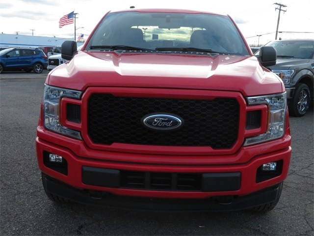 2019 F-150 SuperCrew Cab 4x4,  Pickup #KFA78316 - photo 3