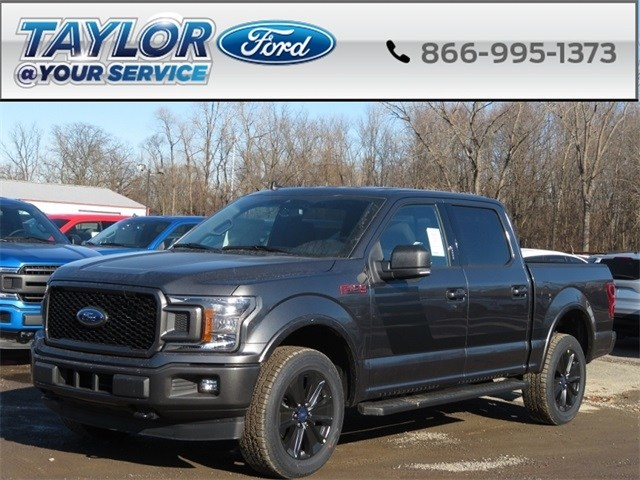 2019 F-150 SuperCrew Cab 4x4,  Pickup #KFA78329 - photo 1