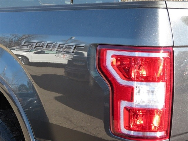 2019 F-150 SuperCrew Cab 4x4,  Pickup #KFA78329 - photo 8