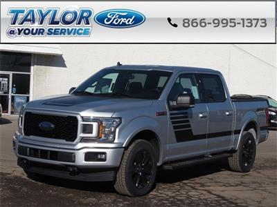 2019 F-150 SuperCrew Cab 4x4,  Pickup #KFA78330 - photo 1