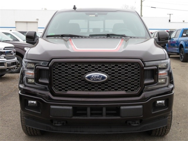 2019 F-150 SuperCrew Cab 4x4,  Pickup #KFA78341 - photo 3