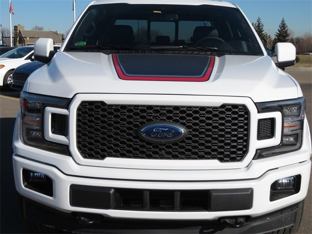 2019 F-150 SuperCrew Cab 4x4,  Pickup #KFA78343 - photo 3
