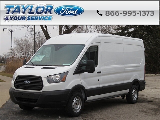 2019 Ford Transit 250 Med Roof 4x2, Empty Cargo Van #KKB15915 - photo 1