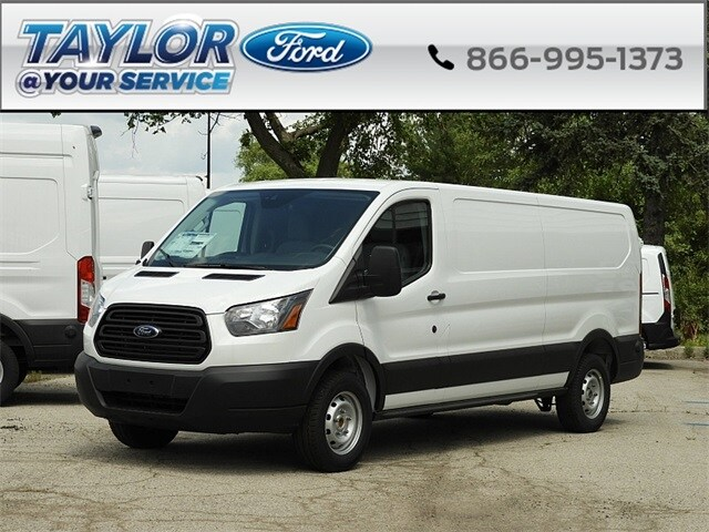 2019 Transit 150 Low Roof 4x2, Empty Cargo Van #KKB18988 - photo 1