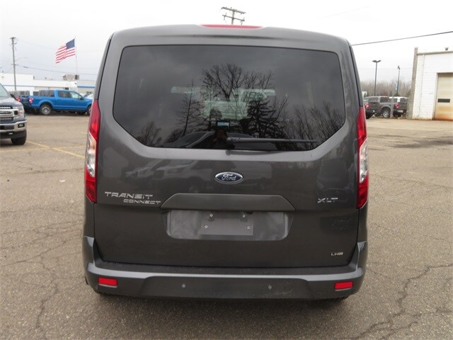 2020 Ford Transit Connect, Passenger Wagon #L1454816 - photo 1