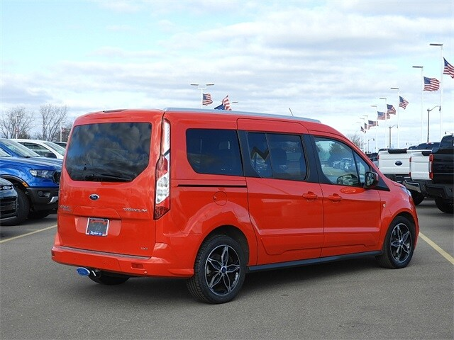 2016 Ford Transit Connect 4x2, Passenger Wagon #U29558 - photo 1