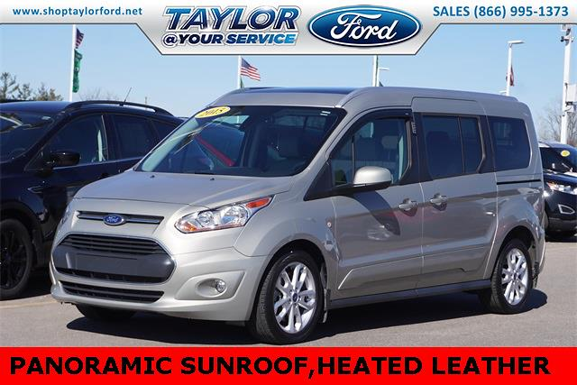 2015 Ford Transit Connect FWD, Passenger Wagon #U31433 - photo 1