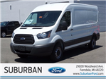 2017 Transit 250 Medium Roof Cargo Van #FH1359 - photo 1