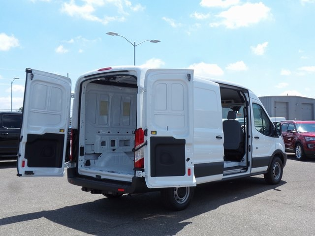2017 Transit 250 Medium Roof Cargo Van #FH1668 - photo 4