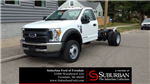 2017 F-550 Regular Cab DRW 4x4, Cab Chassis #FH1754 - photo 1