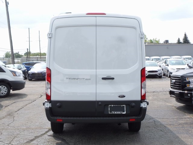 2017 Transit 250 Medium Roof Cargo Van #FH1785 - photo 2
