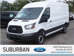 2017 Transit 250 Medium Roof Cargo Van #FH1786 - photo 1