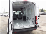 2017 Transit 250 Medium Roof Cargo Van #FH1794 - photo 1