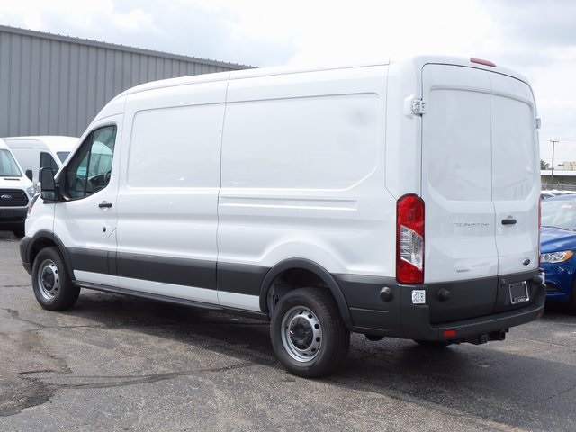 2017 Transit 250 Medium Roof Cargo Van #FH1868 - photo 3