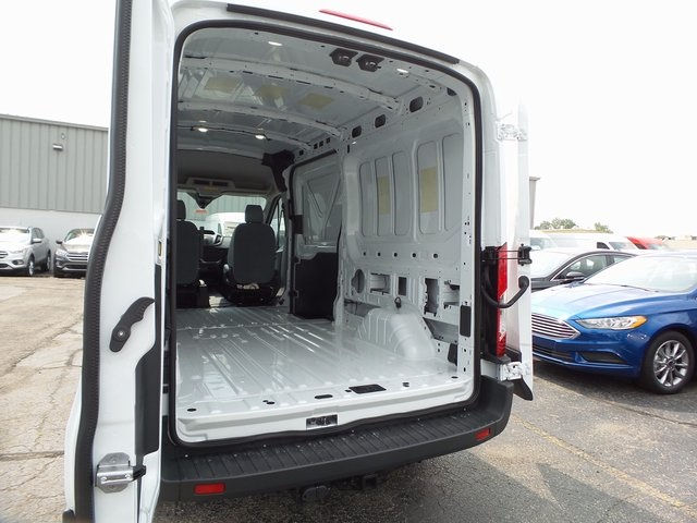 2017 Transit 250 Medium Roof Cargo Van #FH1868 - photo 2