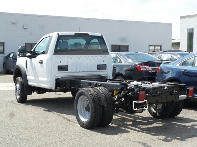 2017 F-550 Regular Cab DRW 4x4, Cab Chassis #FH1886 - photo 2