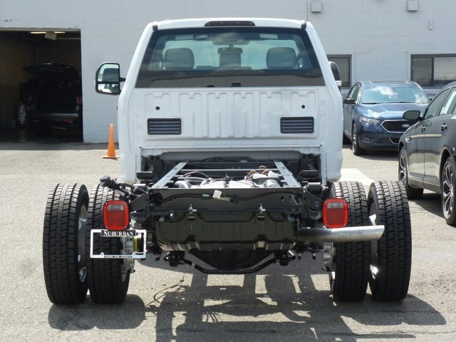 2017 F-550 Regular Cab DRW 4x4, Cab Chassis #FH1886 - photo 4