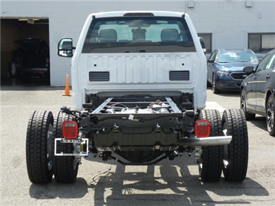 2017 F-550 Regular Cab DRW 4x4 Cab Chassis #FH1886 - photo 4