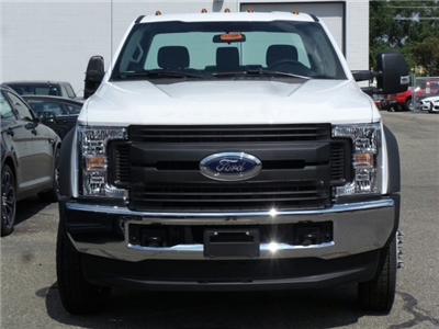 2017 F-550 Regular Cab DRW 4x4 Cab Chassis #FH1886 - photo 5