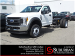 2017 F-550 Regular Cab DRW 4x4, Cab Chassis #FH1886 - photo 1