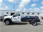 2017 F-550 Regular Cab DRW 4x4 Cab Chassis #FH1886 - photo 3