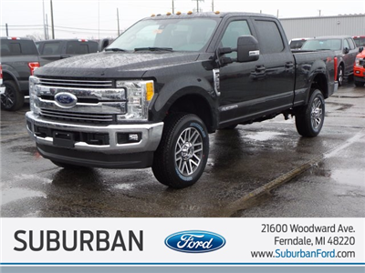 2017 F-250 Crew Cab 4x4 Pickup #FH2014 - photo 1
