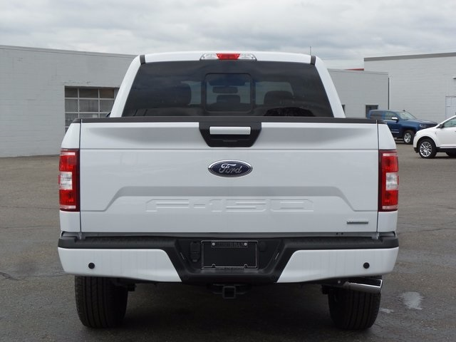 2018 F-150 Crew Cab 4x4 Pickup #FI0098 - photo 3
