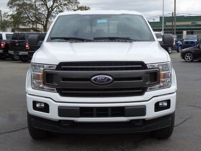 2018 F-150 Crew Cab 4x4 Pickup #FI0098 - photo 4