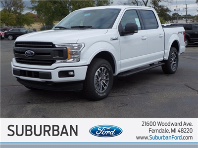 2018 F-150 Crew Cab 4x4 Pickup #FI0098 - photo 1