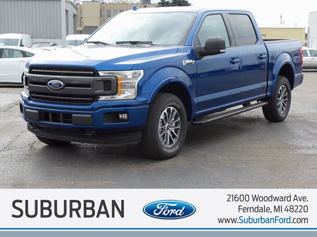 2018 F-150 Crew Cab 4x4 Pickup #FI0099 - photo 1