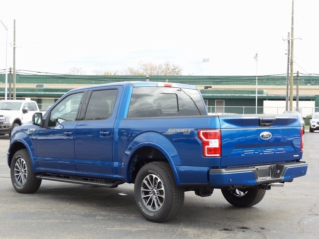 2018 F-150 Crew Cab 4x4 Pickup #FI0099 - photo 2