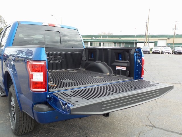 2018 F-150 Crew Cab 4x4 Pickup #FI0099 - photo 6