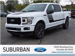 2018 F-150 Crew Cab 4x4 Pickup #FI0103 - photo 1