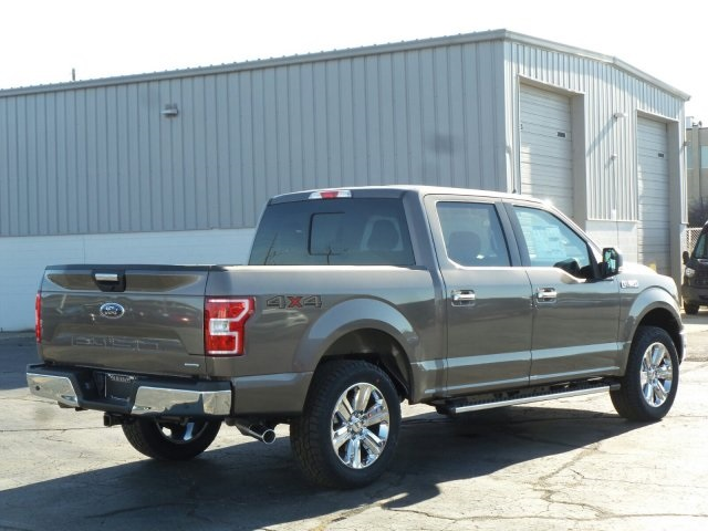 2018 F-150 Crew Cab 4x4, Pickup #FI0161 - photo 2
