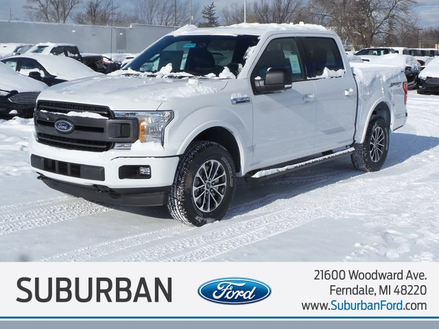2018 F-150 Crew Cab 4x4 Pickup #FI0276 - photo 1