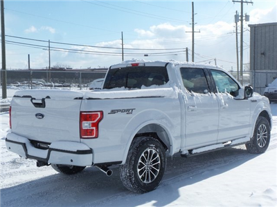 2018 F-150 Crew Cab 4x4 Pickup #FI0276 - photo 2