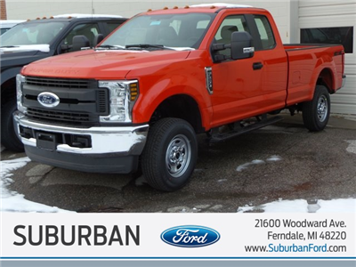 2018 F-250 Super Cab 4x4, Pickup #FI0501 - photo 1