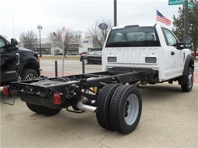 2018 F-550 Regular Cab DRW 4x4,  Cab Chassis #FI0576 - photo 2