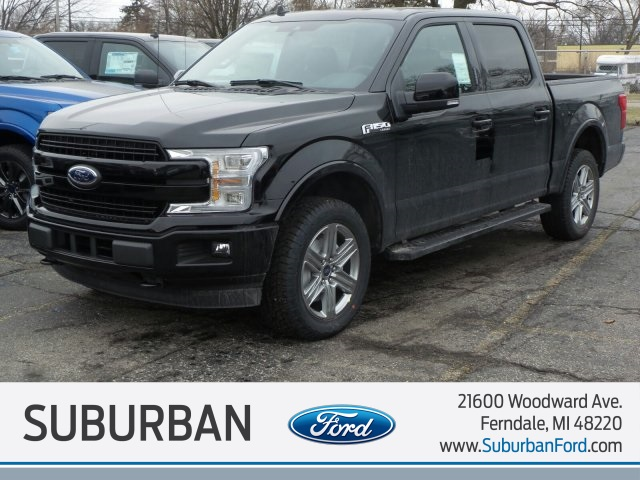 2018 F-150 Crew Cab 4x4, Pickup #FI0580 - photo 1