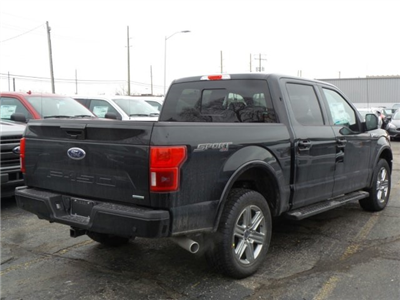 2018 F-150 Crew Cab 4x4, Pickup #FI0580 - photo 2