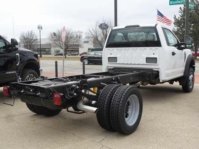 2018 F-550 Regular Cab DRW 4x4,  Cab Chassis #FI0710 - photo 2