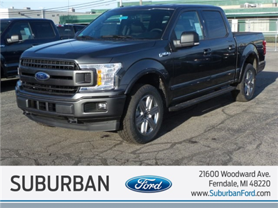 2018 F-150 SuperCrew Cab 4x4, Pickup #FI0716 - photo 1
