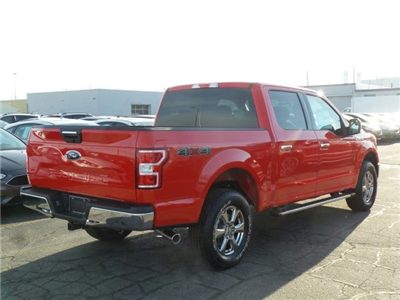 2018 F-150 SuperCrew Cab 4x4, Pickup #FI0832 - photo 2
