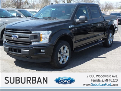 2018 F-150 SuperCrew Cab 4x4,  Pickup #FI0912 - photo 1