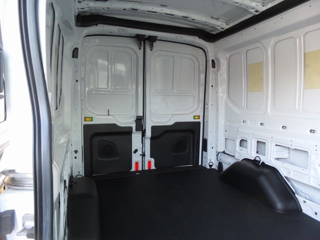 2018 Transit 350 Med Roof 4x2,  Empty Cargo Van #FI0951 - photo 3