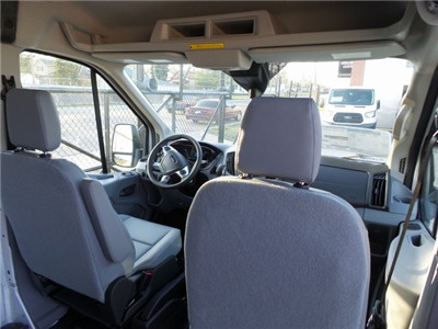 2018 Transit 350 Med Roof 4x2,  Empty Cargo Van #FI0951 - photo 5