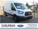 2018 Transit 350 Med Roof 4x2,  Empty Cargo Van #FI0951 - photo 1