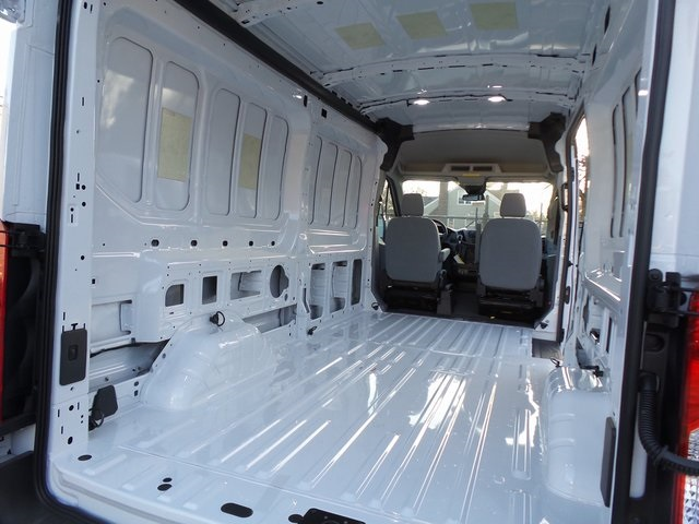 2018 Transit 250 Med Roof,  Empty Cargo Van #FI0970 - photo 2